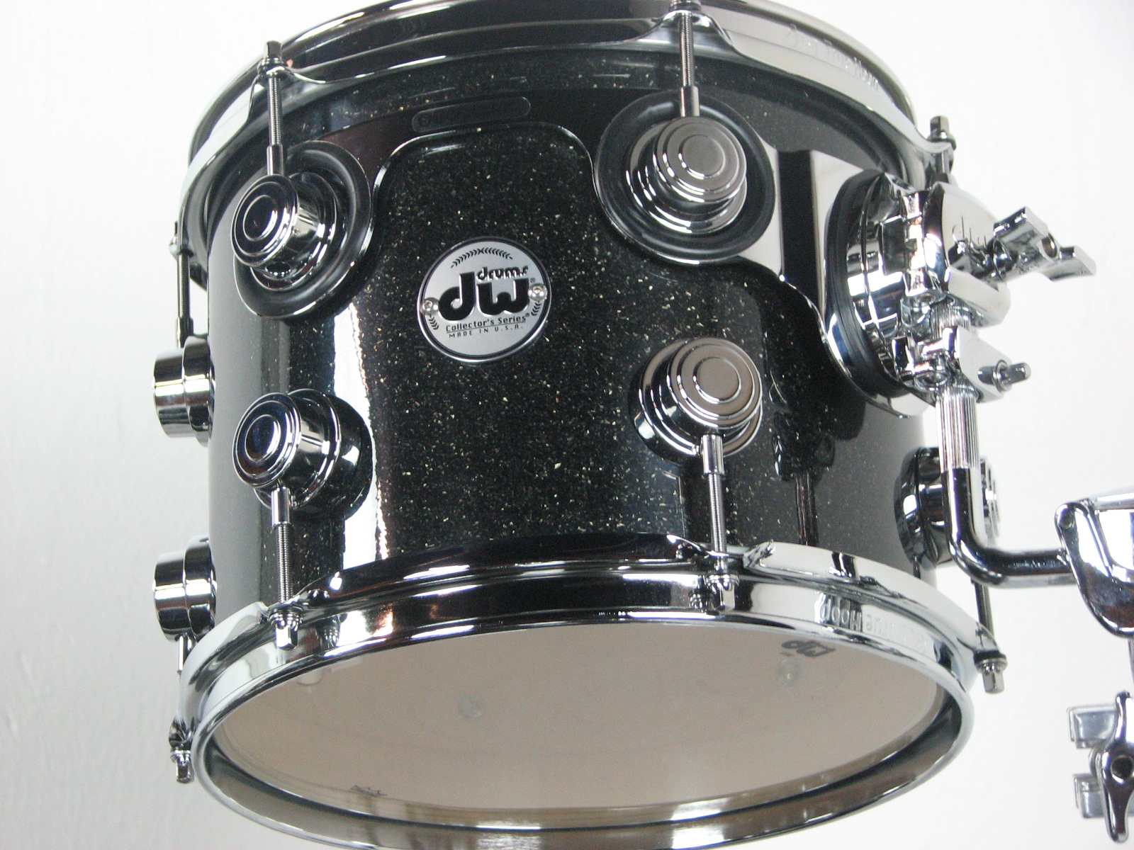 Dw Collector S Series 4pc Black Sparkle Just Drums